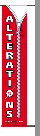 Alterations banner